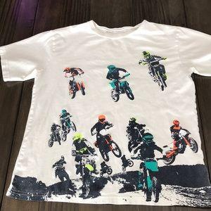 boys dirt bike shirts